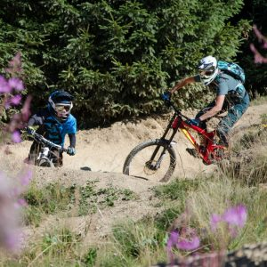Kids MTB Mountainbike Fahrtechnik Kurse