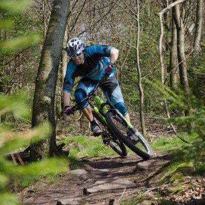 Enduro Mountainbike Fahrtechnik Kurse Basic Anfänger