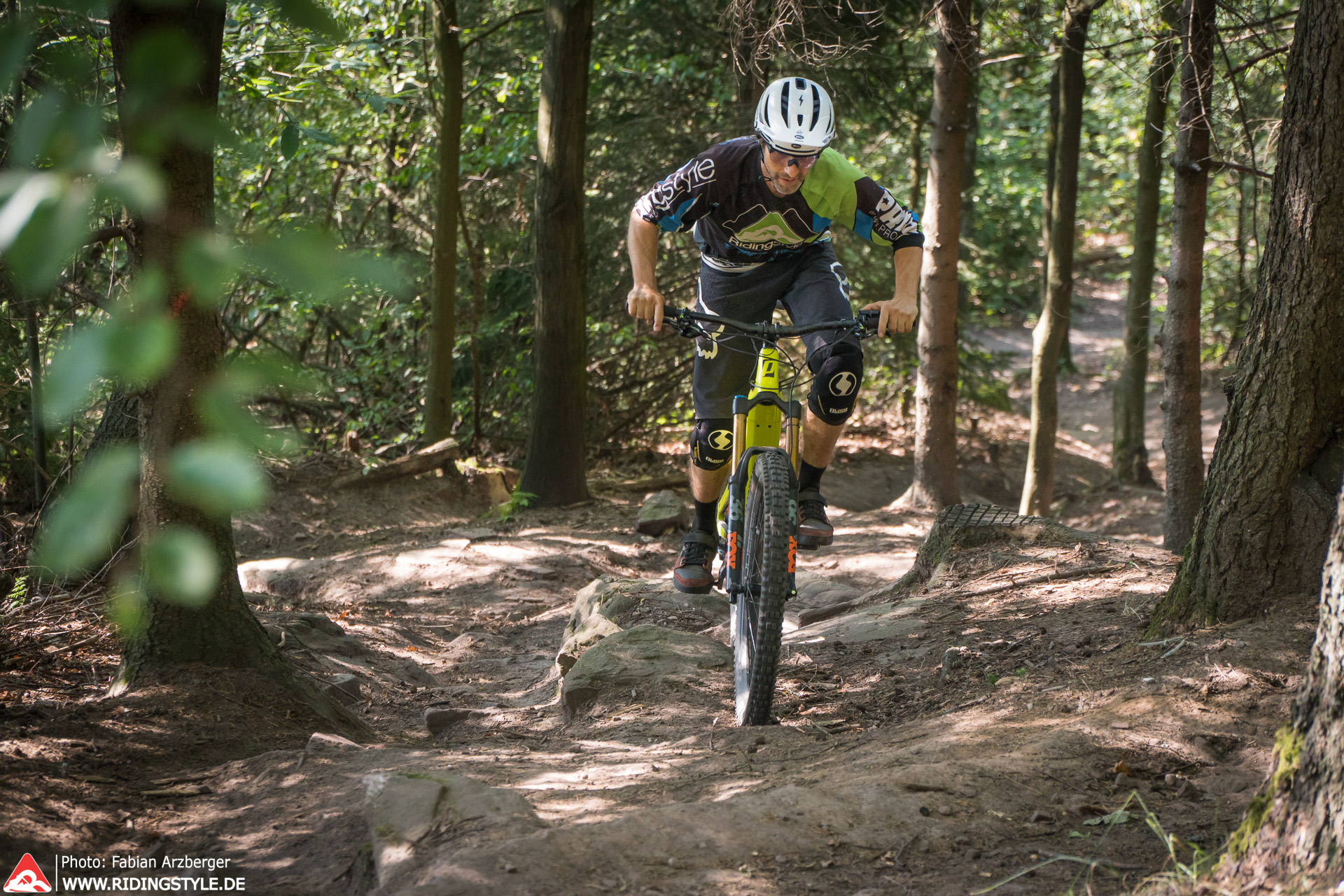 E-MTB eMountainbike Uphill Technik Training